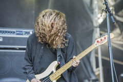 Tons of Rock 2014, Uncle Acid & the Deadbeats Stock Image