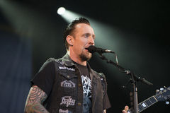 Tons of Rock, Volbeat (day 1) Stock Images