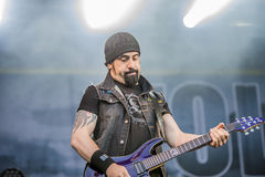 Tons of Rock 2014, Volbeat Royalty Free Stock Photo