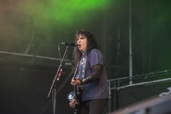 Tons of Rock, W.A.S.P. (day 2) Royalty Free Stock Image