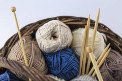 Tons of wool Stock Photos
