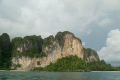 Tonsai, Krabi,泰国美丽的景色  库存图片
