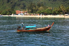 Tonsai Bay,  Island Phi Phi,  Thailand Stock Photos