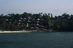 Tonsai Bay,  Island Phi Phi,  Thailand Stock Photo