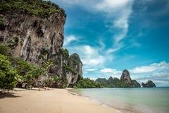 Tonsai-Strand in Thailand Lizenzfreie Stockfotos