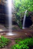 tonti illinois каньона Стоковые Изображения