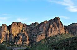 Tonto国家森林,亚利桑那U S 农业部,美国 免版税库存图片