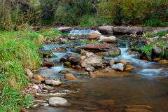 Tonto Creek Payson Arizona Stock Photo