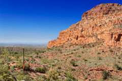 Tonto National Forest Royalty Free Stock Photo