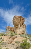 Tonto nationell monument Arkivfoto