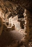 Tonto native american indian ruins cliff dwelling Photo stock