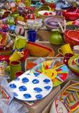 Tonwaren, Aix-en-Provence Frankreich lizenzfreies stockbild