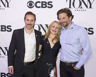 Tony Awards Meet 2015 der Kandidaten-Presse-Quark Stockfotografie