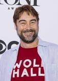 Tony Awards Meet 2015 der Kandidaten-Presse-Quark Stockfotos