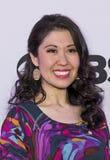 Tony Awards Meet 2015 la jonchée de presse de candidats Image libre de droits
