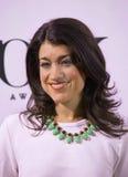 Tony Awards Meet 2015 la jonchée de presse de candidats Image stock