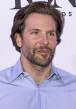 2015 Tony Awards Meet the Nominees Press Junket. Film and stage actor Bradley Cooper arrives on the red carpet for the 2015 Tony Awards Meet the Nominees Press Stock Photo