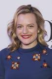 Tony Awards Meet 2015 o representante da imprensa dos candidatos Foto de Stock Royalty Free