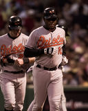 Tony Batista Baltimore Orioles Stock Photo