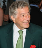 Tony Bennett Royalty Free Stock Photos