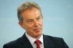 Tony Blair fotografía de archivo libre de regalías