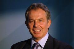 Tony Blair imagen de archivo libre de regalías