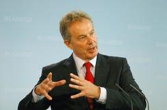 Tony Blair Stock Photography