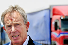 Tony Blair Royalty Free Stock Images
