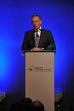 Tony Blair Speaks en el foro tailandés de la reconciliación Fotos de archivo libres de regalías