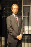 Tony Blair wosku statua Obrazy Stock