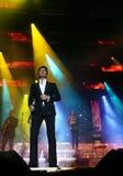 Tony Carreira Concert Royalty Free Stock Image