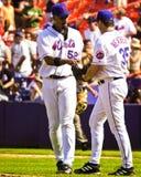 Tony Clark, New York Mets Στοκ Εικόνες