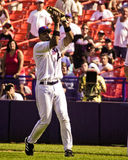 Tony Clark, New York Mets Στοκ φωτογραφία με δικαίωμα ελεύθερης χρήσης