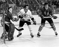 Tony Esposito and Don Marcotte Royalty Free Stock Photography