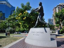 Tony Gwynn Mr padre stock foto