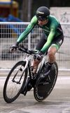 Tony Hurel Team Europcar Royalty Free Stock Photo