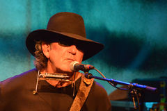 Tony Joe White 07/07/2014 Arkivfoton