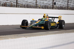 Tony Kanaan 82 Indianapolis 500 Pole Day 2011 Indy Royalty Free Stock Image
