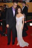 Tony Parker,Eva Longoria Royalty Free Stock Photos