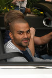 Tony Parker Royalty Free Stock Photo