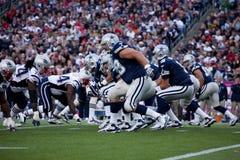 Tony Romo принимая поход Стоковое Изображение RF