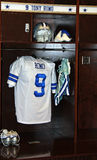 Tony Romo Locker Stock Photo
