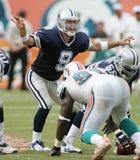 Tony Romo w NFL akcji obrazy stock