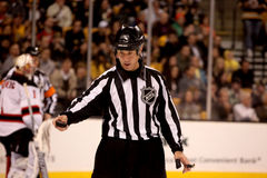 Tony Sericolo NHL Linesman royalty free stock photography