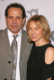 Tony Shalhoub, Traylor Howard Fotografia Stock