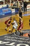 Tony Skinn, pallacanestro Francia Fotografia Stock
