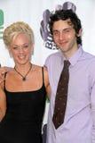 Tonya Kay et pasteur de Joaquin Photo libre de droits
