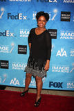 Tonya Lee Williams. LOS ANGELES - FEB 12:  Tonya Lee Williams arrives at the 2011 NAACP Image Awards Nominee Reception at Beverly Hills Hotel on February 12 Stock Images