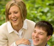 Tonya und Bryan-Verpflichtung 1 Lizenzfreie Stockfotos