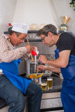 Too many cooks Stock Photography